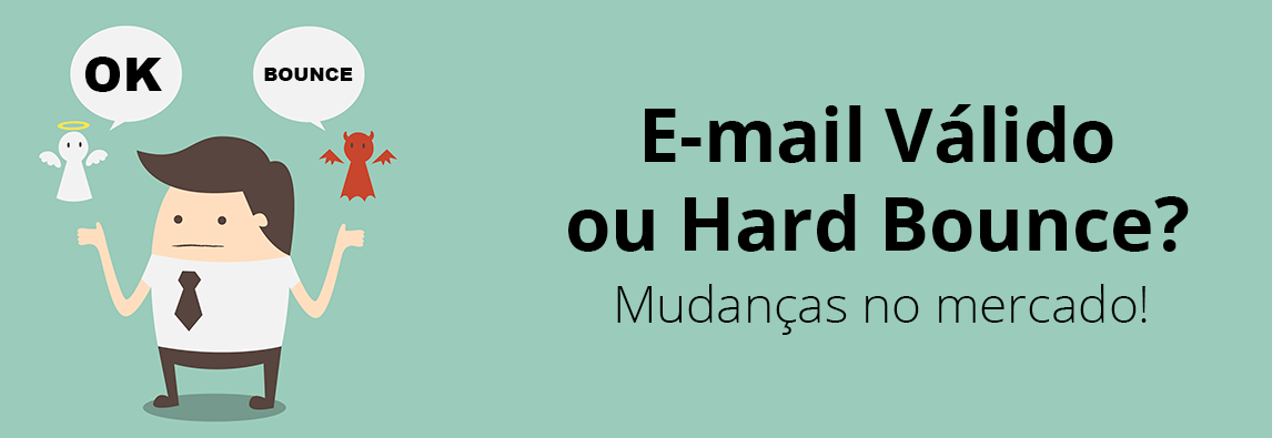 E-mail Inválido ou Hard Bounce